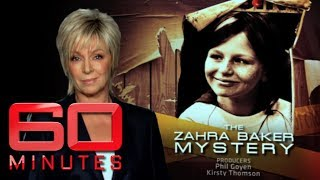 The Zahra Baker mystery (2011) - What really happened to the 10-year-old?  | 60 Minutes Australia