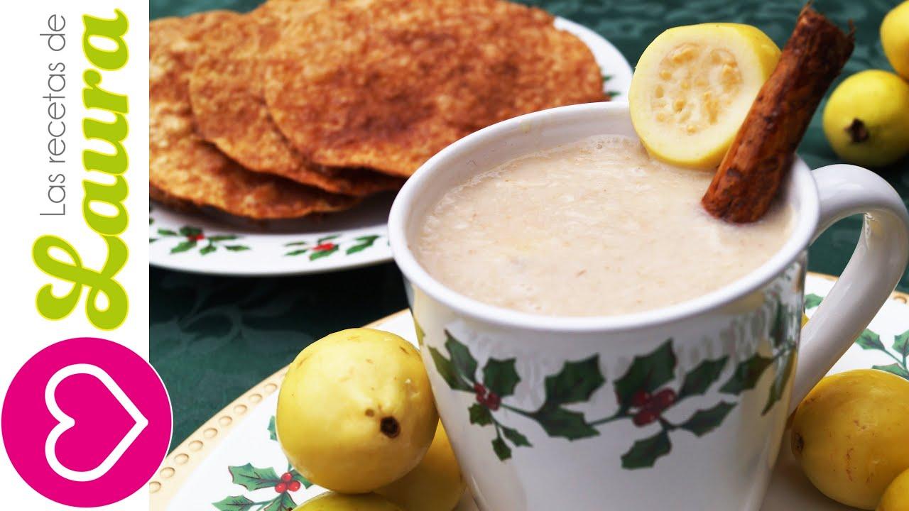 Como hacer atole de avena con guayaba comida saludable for Preparar comida