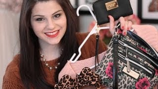 BIG HOLIDAY CLOTHING HAUL: Michael Kors, Betsey Johnson, and Forever 21 Thumbnail