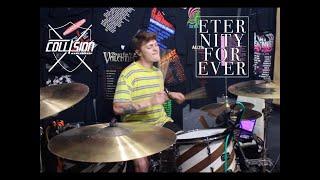 """Eternity Forever """"Fantasy"""" - DRUM COVER"""