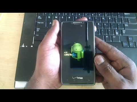 How To Hard Reset Motorola Droid Razr M Stuck On Red Eye Solved