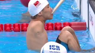 Swimming | Men's 100m Backstroke S6 heat 1 | Rio 2016 Paralympic Games