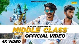 Gulzaar Chhaniwala   MIDDLE CLASS   LAtest Haryanvi New Song 2020   Sonotek Live