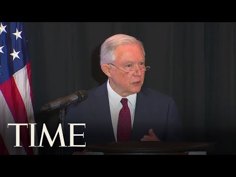 AG Jeff Sessions Cites The Bible To Defend Separating Immigrant Families | TIME