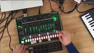 ROANAH Session : Experimental Techno with cooking pans