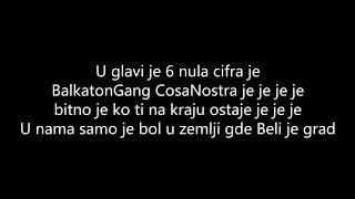 Rasta & DJ Link - Beli Grad - Marbel Tekstovi