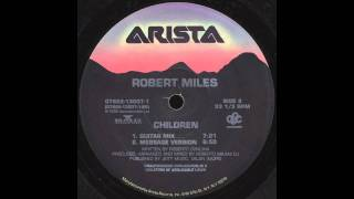 Robert Miles - Children (Message Version) [1996]