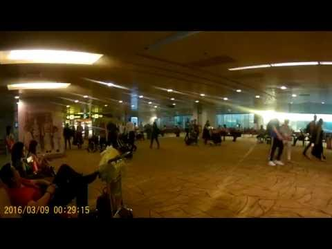 Transfer in Singapore Changi Airport