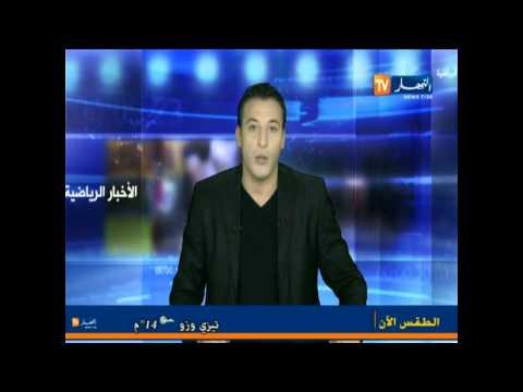 journal ennahar tv -sport-15 avril-2013
