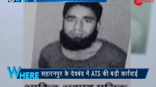 5W1H: UP ATS arrests two alleged Jaish terrorists from Deoband