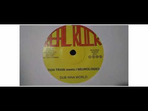 """Zion Train / I Neurologici / Resina - Hope Inna World - 7"""" - Real Rock"""