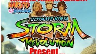 Naruto Shippuden Ultimate Ninja Storm Revolution\История Мирового Турнира Нинзя\#9\