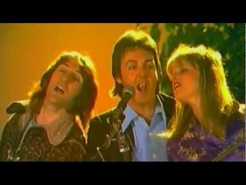 WITH A LITTLE LUCK ( Paul Mc Cartney & Wings  1978 ) HD