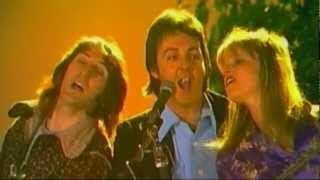 WITH A LITTLE LUCK ( Paul Mc Cartney & Wings  1978 ) HD