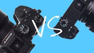 FULL FRAME vs CROP SENSOR - Sony A6400 VS A7III - Tubenoob