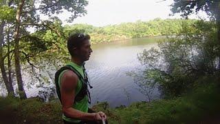 Entrainement Trail - Tour du Lac Eguzon 30km / 750m D+