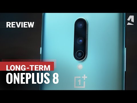 Living with the Oneplus 8 - our second review