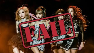Blackpink can't sing (mr removed)