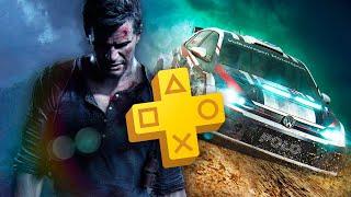Descubre los videojuegos para PS4 de abril en PS Plus con Uncharted 4 a la cabeza