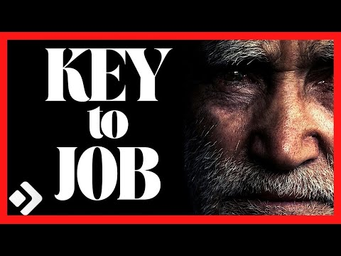 The Book of Job Explained (Key Pieces to the Puzzle Part 3)