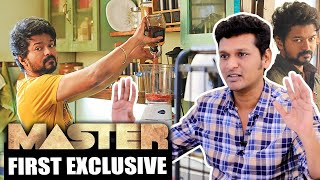 Idea behind Master title: Lokesh Kanagaraj breaks | Exclusive Interview | Vijay | Anirudh