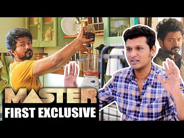Idea behind Master title: Lokesh Kanagaraj breaks   Exclusive Interview   Vijay   Anirudh
