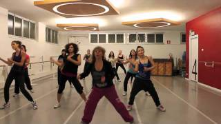 Zumba (Warm up) - Tonight I