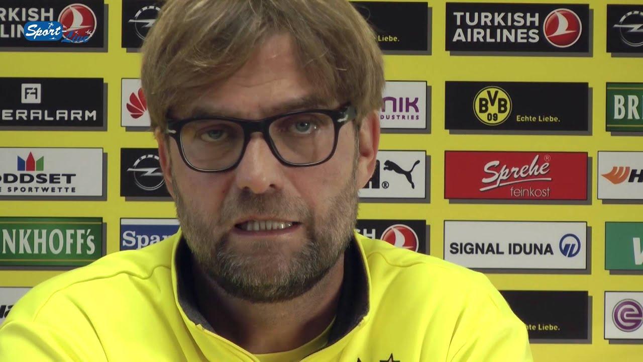 BVB-Pressekonferenz vom 02. Dezember 2013 vor dem Pokalspiel FC Saabrücken gegen Borussia Dortmund