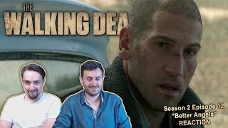 The Walking Dead Season 2 Episode 12 Reaction