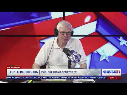 Tom Coburn on Howie Carr Show: there