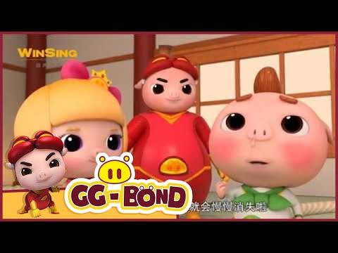 GG Bond: Adventure to the World EP26 The Cheating Yokozuna 猪猪侠番外之环球日记 第二十六集《撒谎的横纲》