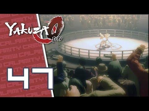Yakuza 0 - Part 47: Always an Underground Coliseum