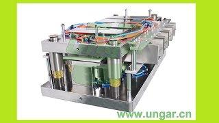 aluminium foil container making machine ungar machinery