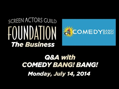 The Business: Q&A with COMEDY BANG! BANG!