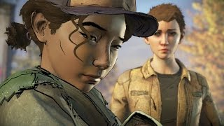 Jane Flashback Scene - The Walking Dead Game Season 3 Episode 4