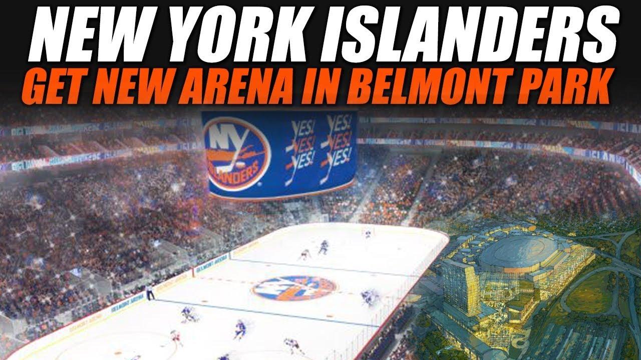 Ny Islanders Belmont Park