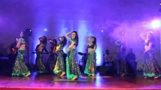 Ballet Arabie en Layali el Omr con Orquesta Oriente Octubre 2015