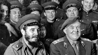 The Red Army Choir's concert tour to Cuba, 1961 (documentary)