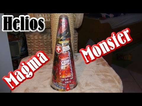 Helios (Weco) Magma Monster [Full HD]