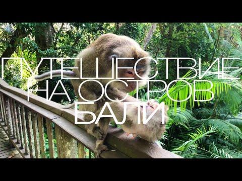 Путешествие на остров Бали 2019: Убуд, Нуса Дуа, Джунгли и Сёрфинг