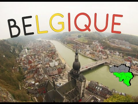 03 - Backpacking Belgium: Wallonia