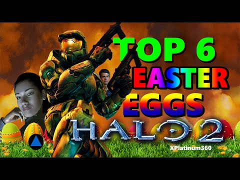 TOP 6: Easter Eggs de Halo 2