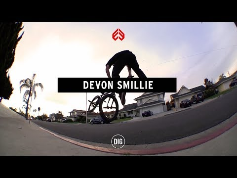 ÉCLAT BMX: Devon Smillie 2018