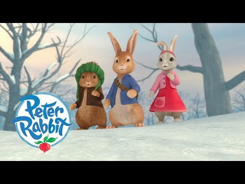 Peter Rabbit - Origin Stories | Cartoons for Kids
