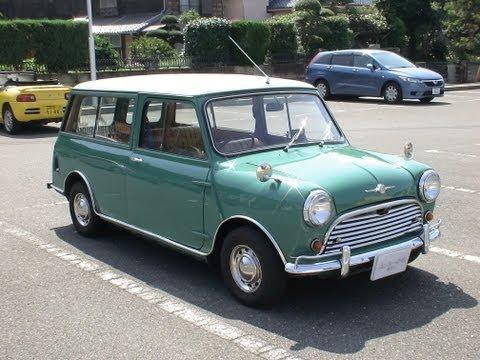 Morris  Mini  Traveller  '1966