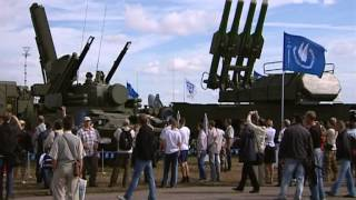 NEW Russian Air Defense Systems