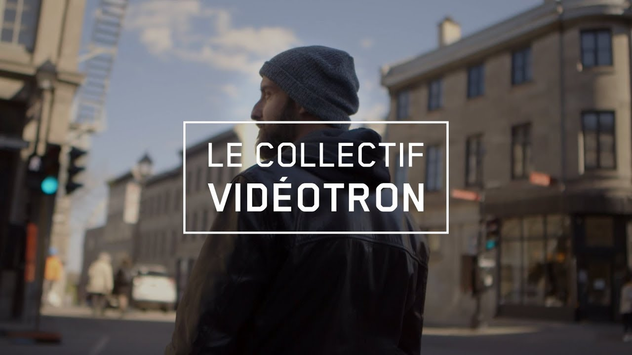 Vidéotron X Martin Michaud