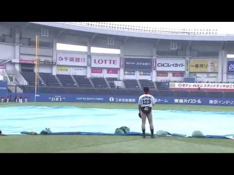 幻の始球式 アントキの猪木登場!