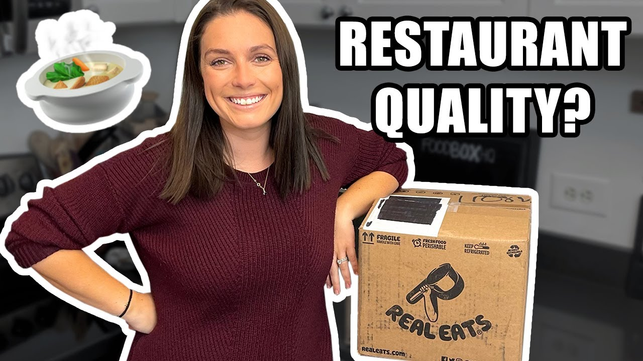 Download RealEats Review: How Good Are These Fresh Pre-Made Meals (With A Twist)?