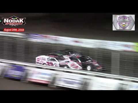 Nodak Speedway IMCA Modified All-Star Race (8/30/19)